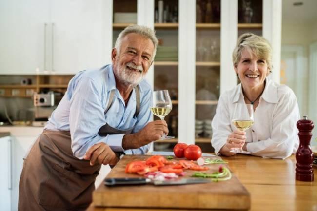 Come mantenersi sani dopo i 50 anni