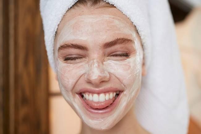 7 maschere naturali per il viso