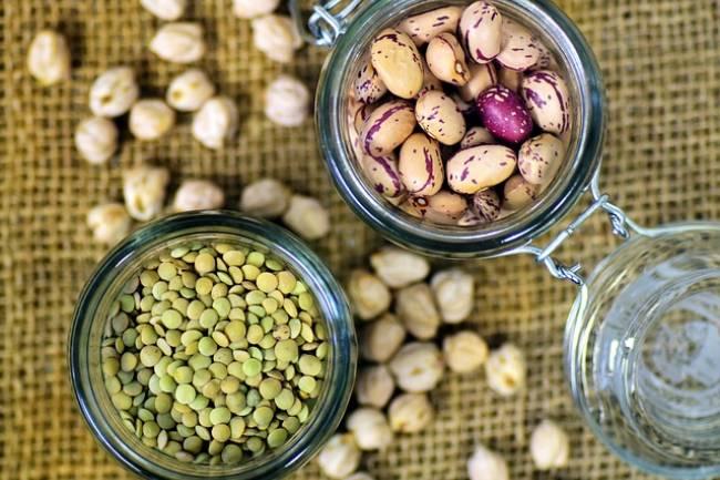 10 fonti di proteine vegetali