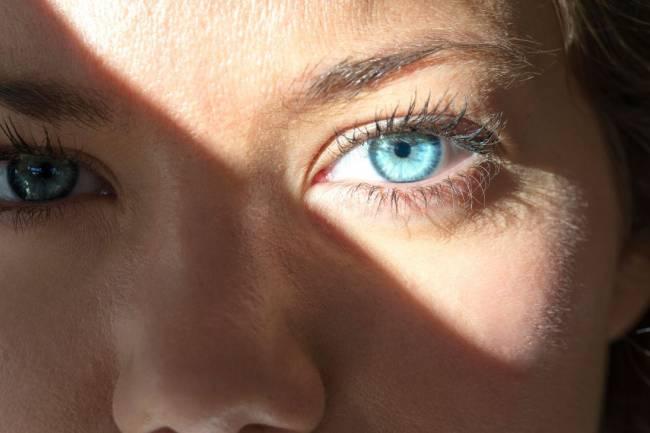 I rischi del sole per gli occhi
